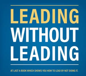 Leading Without Leading - book words