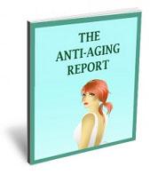 Anti Aging Report cover