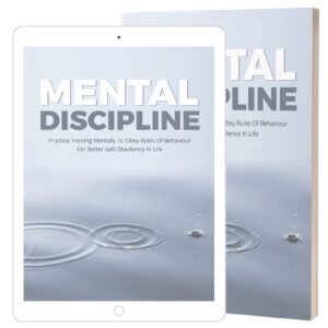Mental Discipline ebook cover
