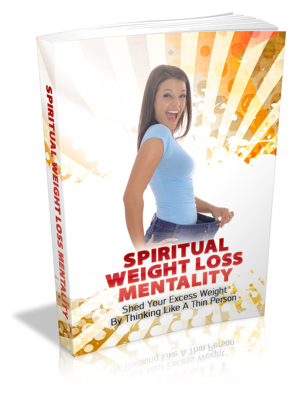 Spiritual Weight-Loss Mentality ebook cover