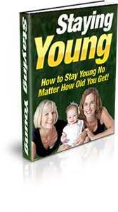 Staying Young ebook cover