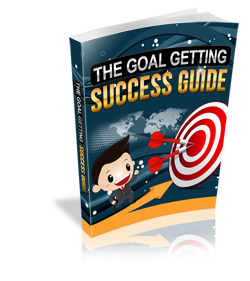 The Goal Getting Success Guide ebook cover