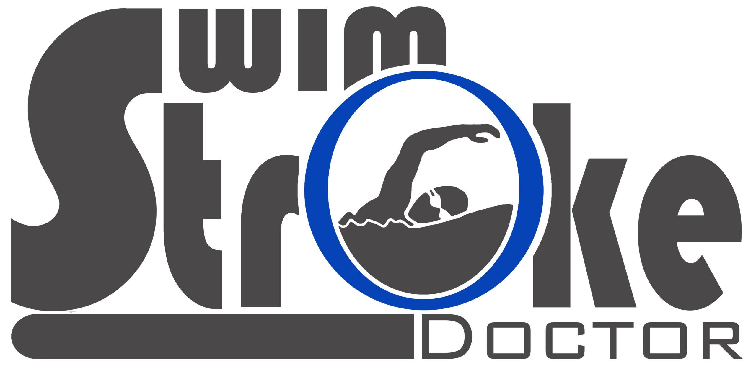 Swim Stroke Doctor logo