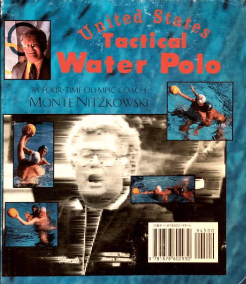 US Tactical Water Polo book cover